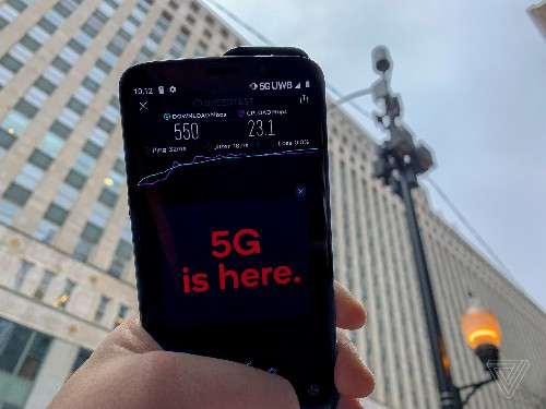 Verizon and T-Mobile agree much of the US won't see the fast version of 5G