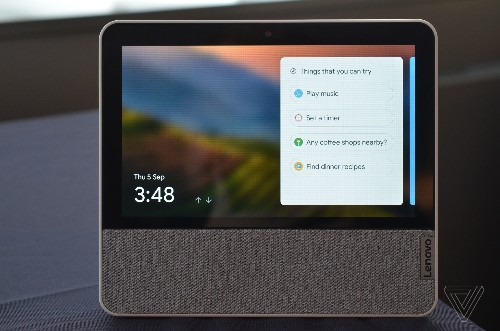 Lenovo embraces Google Assistant with new Smart Display 7 and convertible tablets