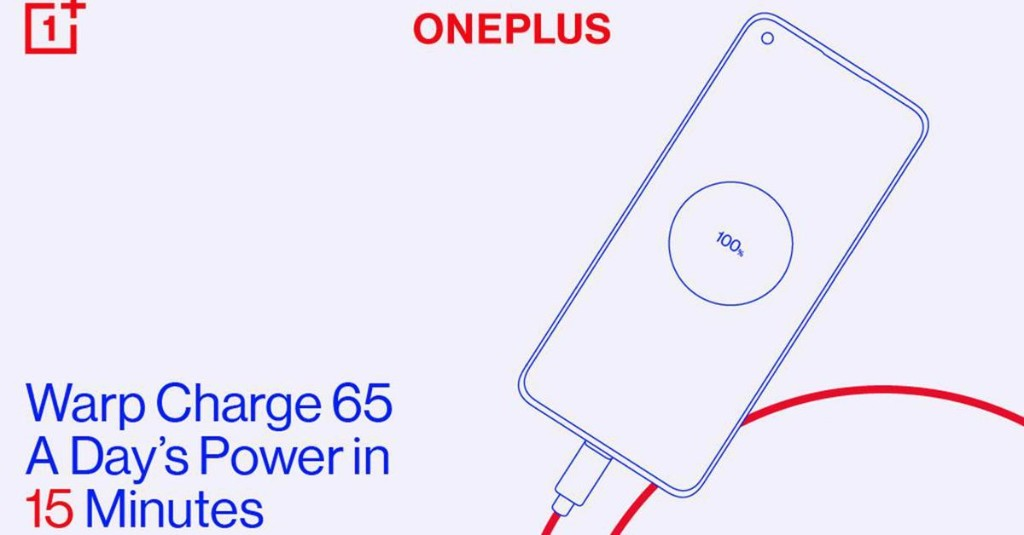 It's official: the OnePlus 8T will support 65W fast charging