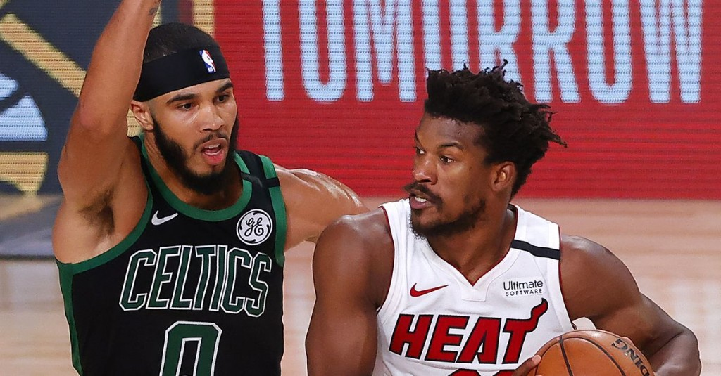 The Heat Are Breaking the Celtics
