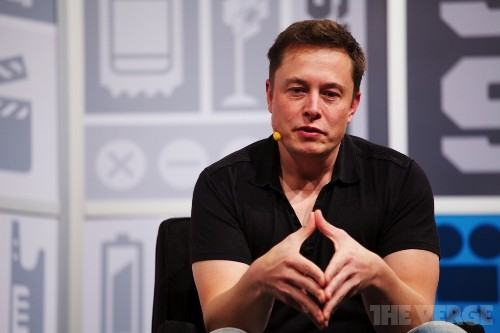 Elon Musk discusses Tesla and Space X's near-bankruptcies during Google Hangout