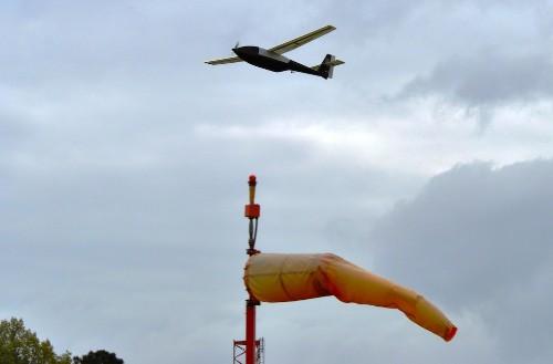US Navy drone flies two days straight using liquid hydrogen tank