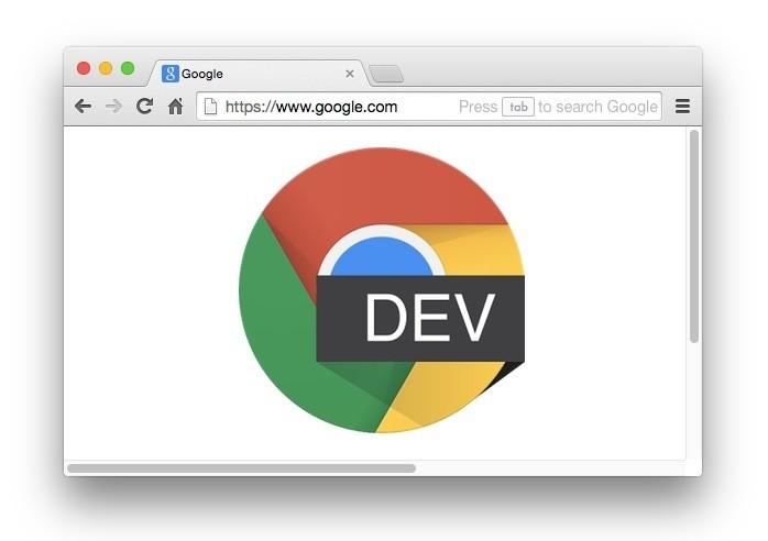 Google makes Chrome's bleeding edge developer version available on Android