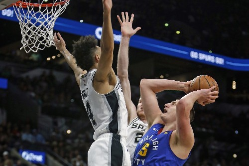 Derrick White's defensive highlights will leave Spurs fans anxious for more