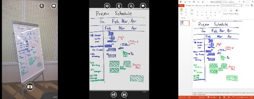 Microsoft's Office Lens app turns your iPhone or Android phone into a powerful scanner