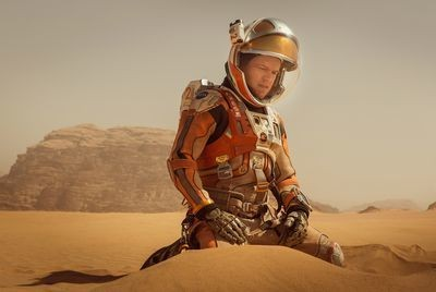 The Martian review: Ridley Scott puts the science back in sci-fi