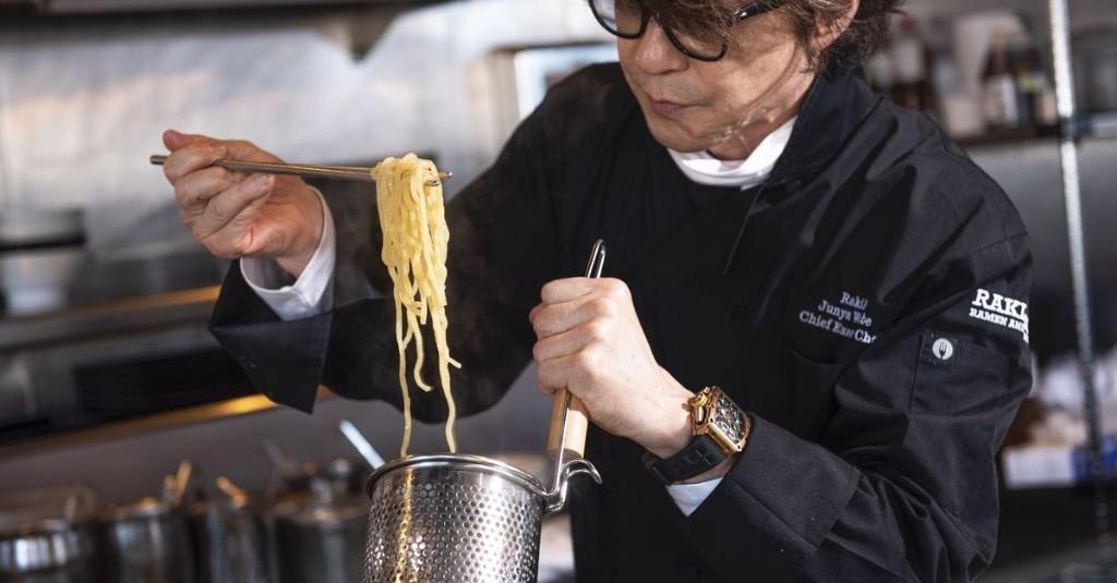 A Former Fashion Designer Is Bringing Extra-Chewy Mochi Ramen Noodles to SF