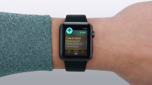The Apple Watch's standing tracker is reliably unreliable