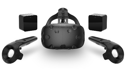 HTC Vive priced at $799, available in early April