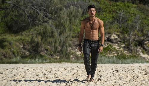 Netflix's Tidelands was tailor-made for a nudity-based drinking game