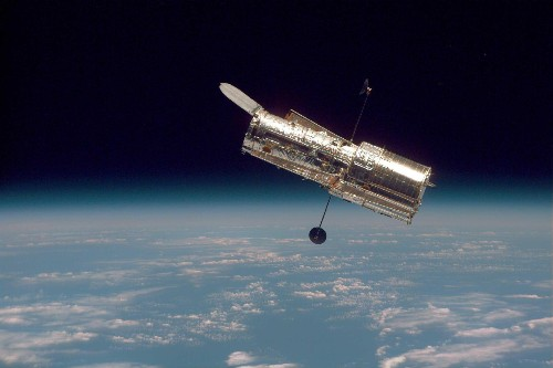 NASA's Hubble Space Telescope is offline after a steering component failed