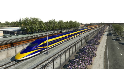 California's bullet train is delayed three years, but will be cheaper to build