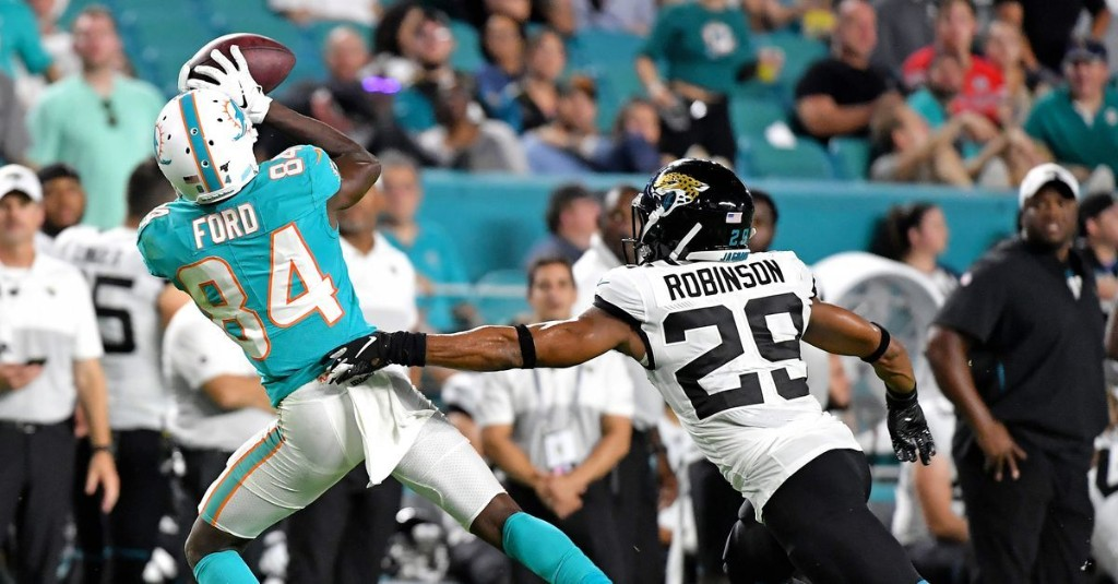 The Splash Zone 9/24/20: Dolphins Set To Face Off Against Jaguars Tonight