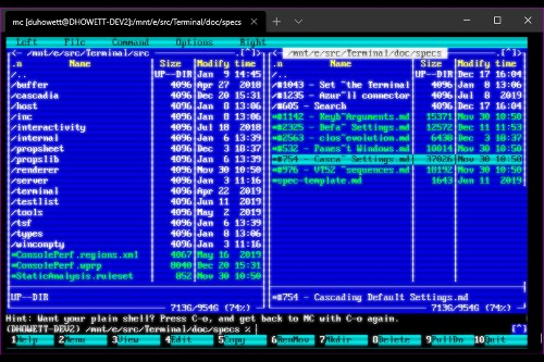 Microsoft's Windows Terminal is getting retro-style CRT effects, search, and more