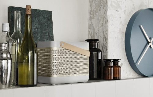 Bang & Olufsen's latest wireless speaker is a gorgeous lunchbox