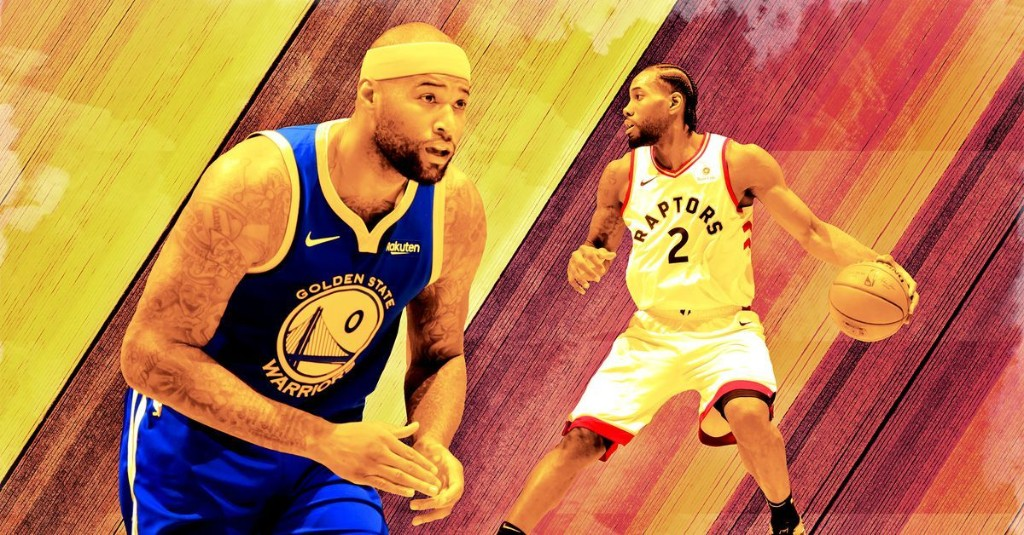 Winners and Losers: The Hurting Warriors Broke the Raptors in Game 2