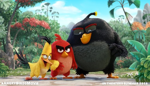 The 'Angry Birds' movie is going to sound a lot like 'Saturday Night Live'