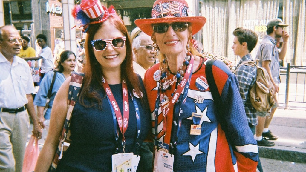 The Political Messaging of RNC Fashion