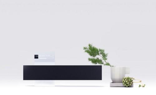 Meizu's Gravity wireless speaker channels Buddhist zen