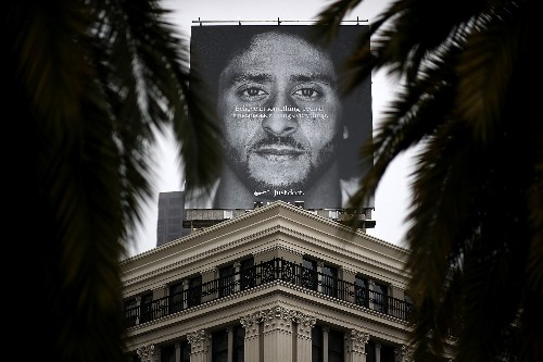 A black police organization issued a powerful defense of Colin Kaepernick
