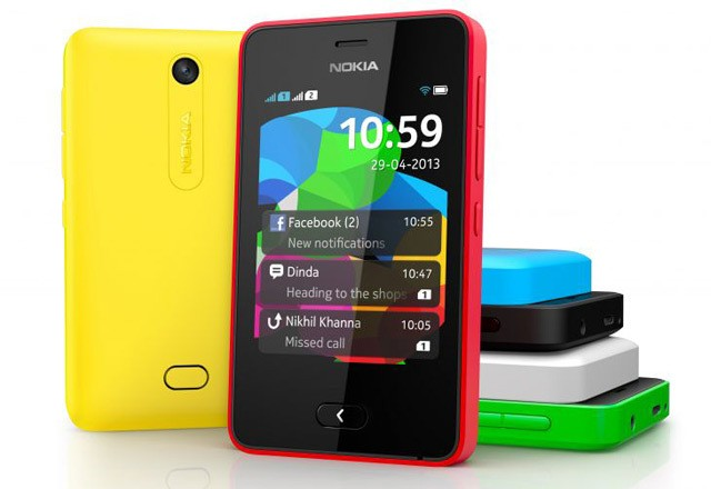 Nokia hedges its commitment to Windows Phone with new Asha platform and $99 phone