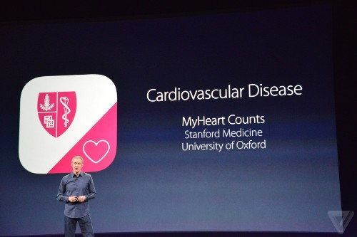 Apple's ResearchKit expands internationally