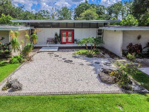 Rare midcentury home on Tampa riverfront wants $460K