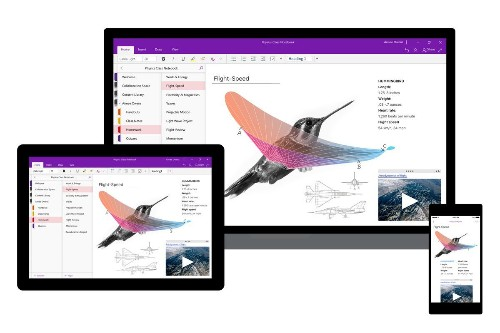 Microsoft's OneNote app is getting dark mode support
