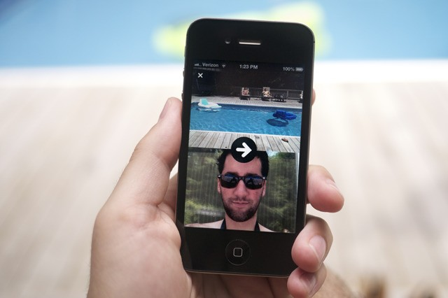 After two million users and nearly $4M in funding, selfie startup Frontback is no more