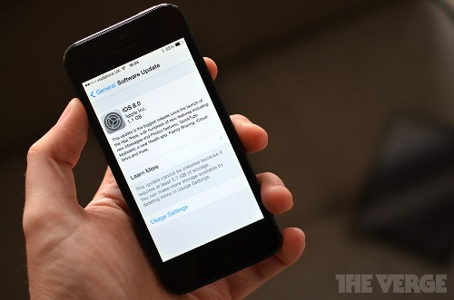 Apple sued for shrinking storage space on 16GB devices thanks to iOS 8