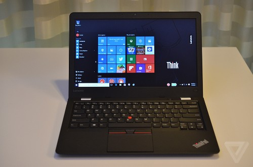 Lenovo's ThinkPad 13 lets you choose between Windows 10 or Chrome OS