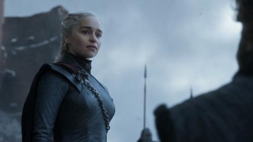 Game of Game of Thrones: season 8, episode 6, The Iron Throne