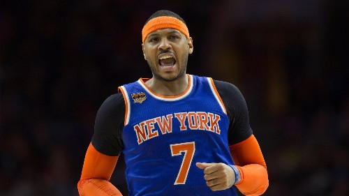 The Knicks are falling apart right on schedule
