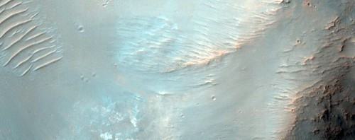 NASA just dumped a trove of photos of Mars' dunes, craters, and mountains
