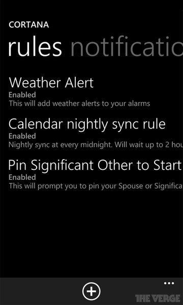 Microsoft's 'Cortana' is like Siri for Windows Phone