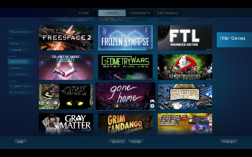 Here's how Steam will soon work better with TVs and controllers