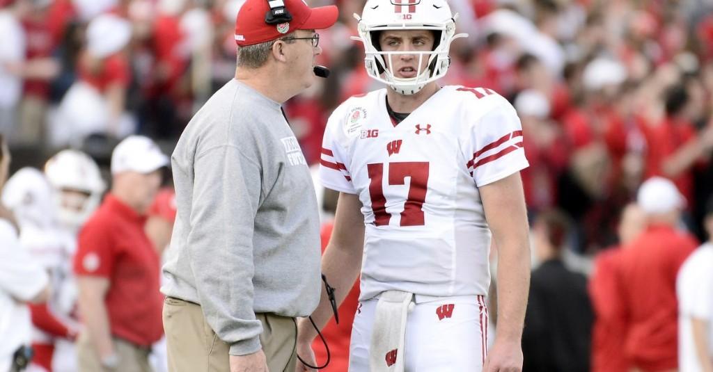 Wisconsin football: Jack Coan back?!?!