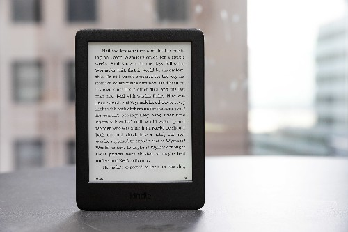 Amazon Kindle (2019) review: a backlight can't save the low-res screen