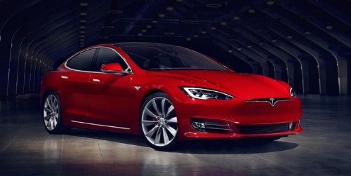The refreshed Tesla Model S 70 lets you pay to 'unlock' a bigger battery
