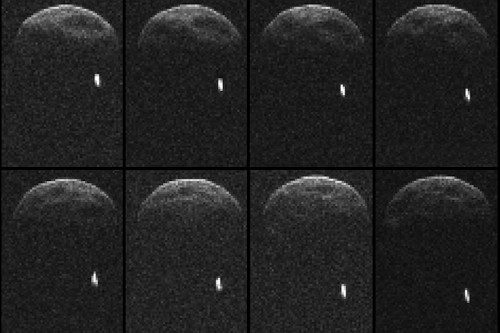 Tiny moon discovered around asteroid that's due to fly by Earth on May 31st