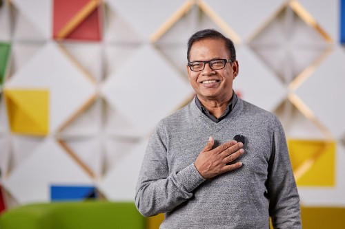 Google built a prototype Star Trek communicator for voice searches