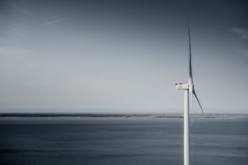 Denmark's behemoth wind turbine is breaking power-production records