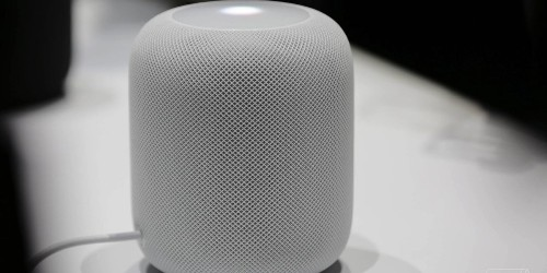 The first ads for Apple's HomePod are all about music