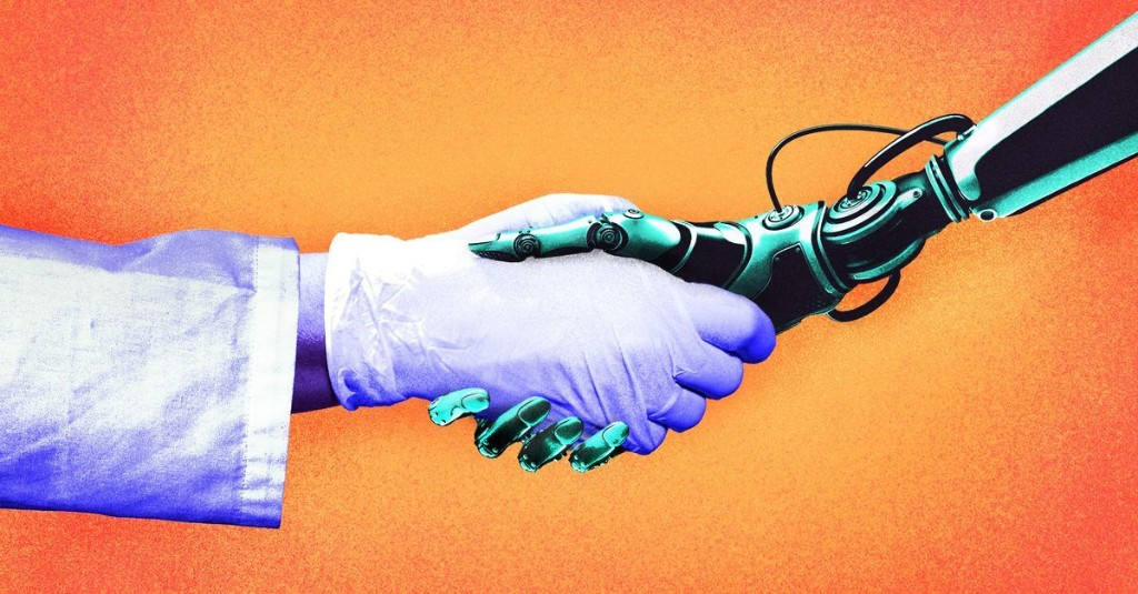 After the pandemic, doctors want their new robot helpers to stay