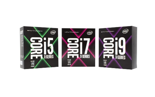 Intel announces Core X line of high-end processors, including new Core i9 chips