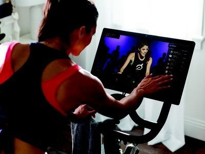 The Peloton bike company plans to unveil its next product: A treadmill