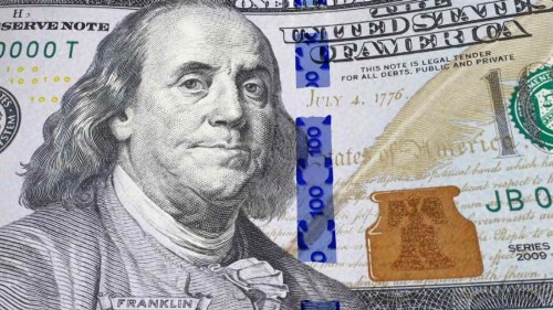 Blue money: Federal Reserve says redesigned $100 bill will enter circulation October 8th
