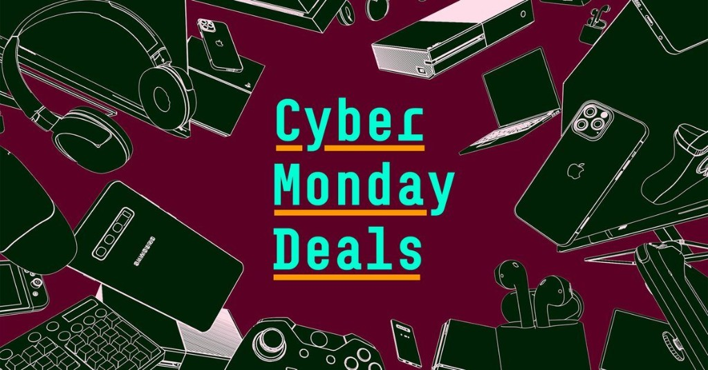 The best Cyber Monday deals on tech