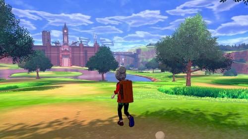 Pokémon Sword and Shield's wild area keeps me coming back