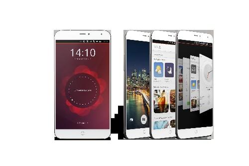 Canonical unveils its third Ubuntu phone, the Meizu MX4